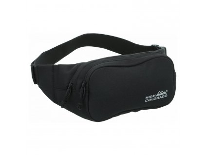 HIGH COLORADO ľadvinka HIP PACK black
