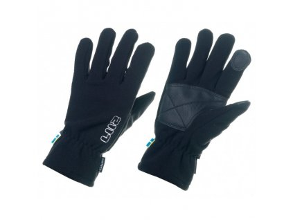 2117 of Sweden lyžiarske rukavice Borga black