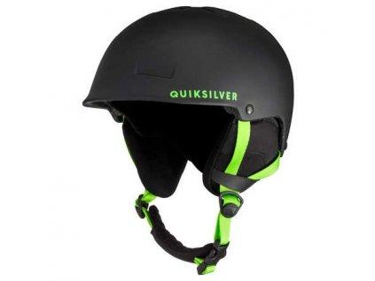 Quiksilver - prilba EMPIRE black