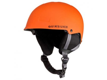 Quiksilver - prilba EMPIRE orange