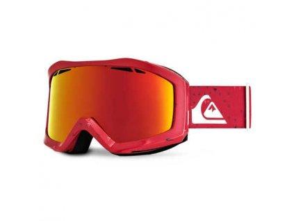 QUIKSILVER - okuliare L FENOM PHOTOCHROMIC racing red
