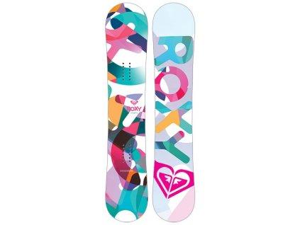 ROXY - snowboard INSPIRE Banana  16/17