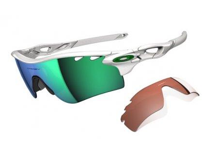 Oakley - okuliare RADARLOCK PATH green/white