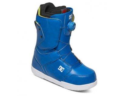 DC - obuv SNB SCOUT BOA blue 16/17