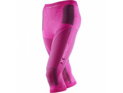 X-Bionic - nohav.T LADY Energy Accumulator® Evo Medium Pants pink