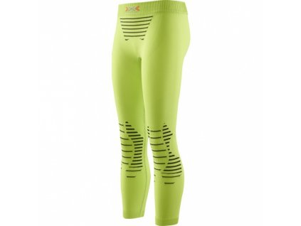 X-Bionic - nohavice T JUNIOR INVENT UW PANTS lime