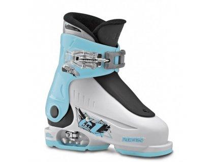 Roces - lyžiarky IDEA UP 16/17 detské white/blue