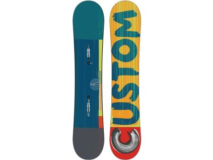Burton - snowboard CUSTOM SMALLS 14/15