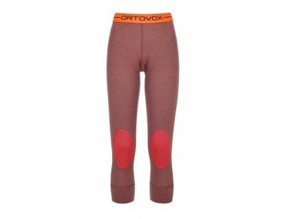 Ortovox nohavice 191 Rock'N'Wool Short Pants W blush blend
