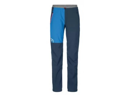 Ortovox nohavice Berrino Pants W blue lake