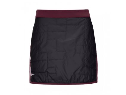 Ortovox sukňa Swisswool Piz Boe Skirt black raven