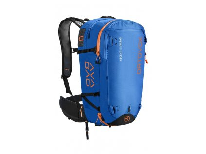 Ortovox ruksak Ascent 30 Avabag Kit safety blue
