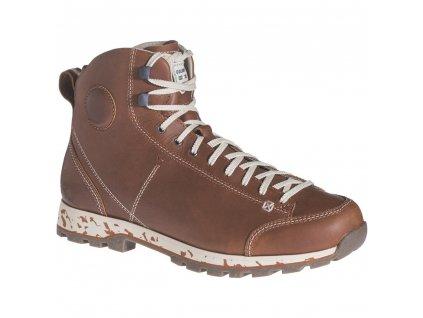 Dolomite obuv 1954 Karakorum Evo ochre red
