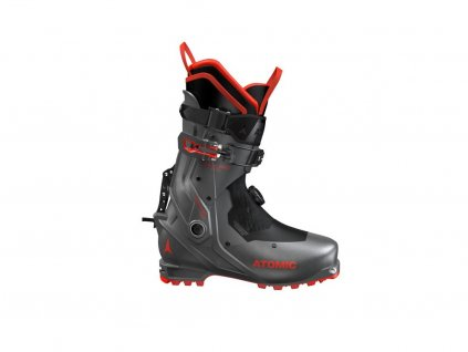 Atomic lyžiarky Backland Pro anthracite/red 20/21