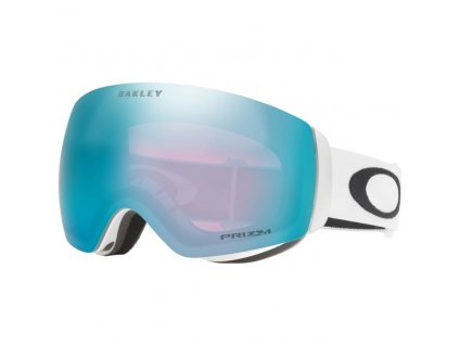oakley flight deck xm matte white prizm snow sapphire iridium 01 889216[1]