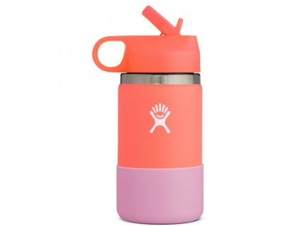 hydro flask w12bswbb650 12oz insulated kids wide mouth hibiscus a 909357[1]