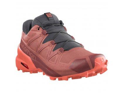 Salomon obuv Speedcross 5 W bricks dust 1