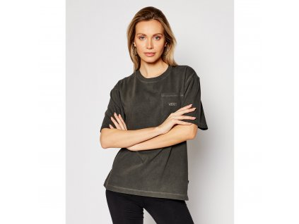 Vans tričko Pocket V grey