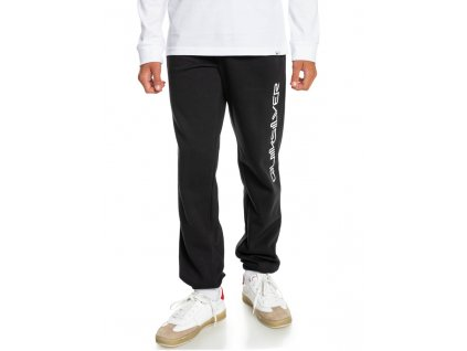 Quiksilver tepláky Trackpant Sceen Youth black