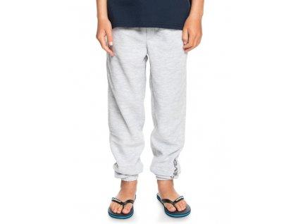 Quiksilver tepláky Essentials Polar Pant Youth light grey