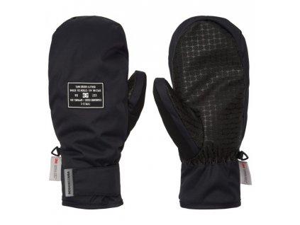 DC rukavice Franchise Mitten black