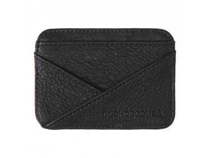 DC peňaženka Stacked Card Holder black