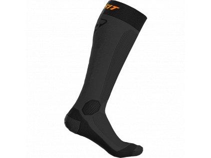 Dynafit ponožky Tour Warm Merino Sk asphalt