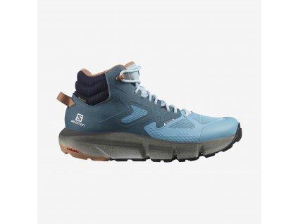Salomon obuv Predict Hike Mid Gtx W mallard blue