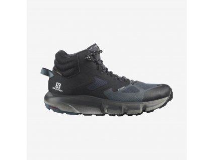 Salomon obuv Predict Hike Mid Gtx ebony black