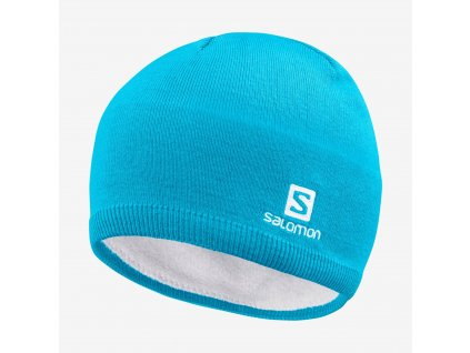 Salomon čiapka Salomon Beanie blue