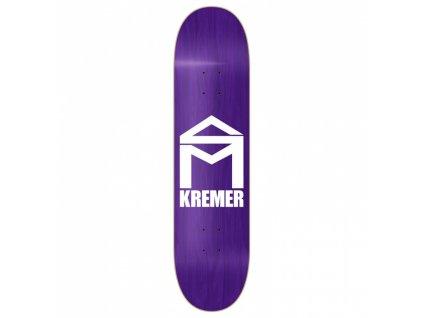 "SK8MAFIA - doska WES KREMER ""House Stains"" 8.25""x32.12"" violet"
