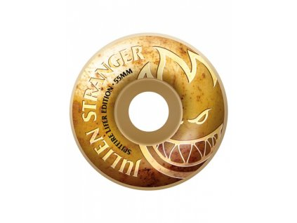 SPITFIRE - kolieska F4 99 STRANGER 53 GOLD