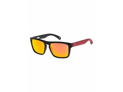 QUIKSILVER - okuliare F SMALL FRY black/red