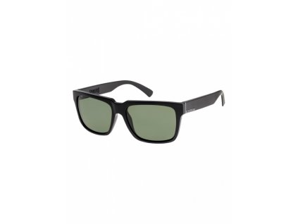 QUIKSILVER - okuliare F BRUISER POLARIZED black/green