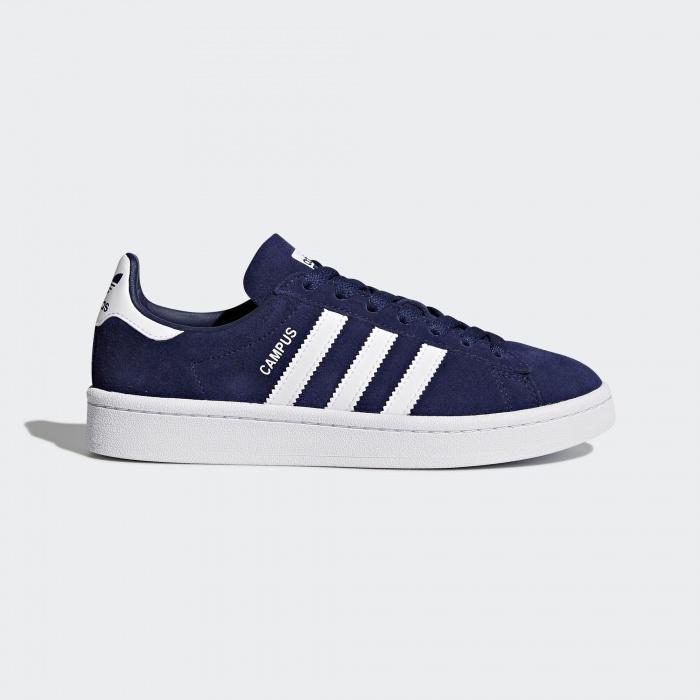 Adidas obuv CAMPUS J DARK BLUE Velikost: 5