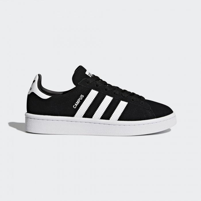 Adidas obuv CAMPUS J BLACK/WHT Velikost: 5
