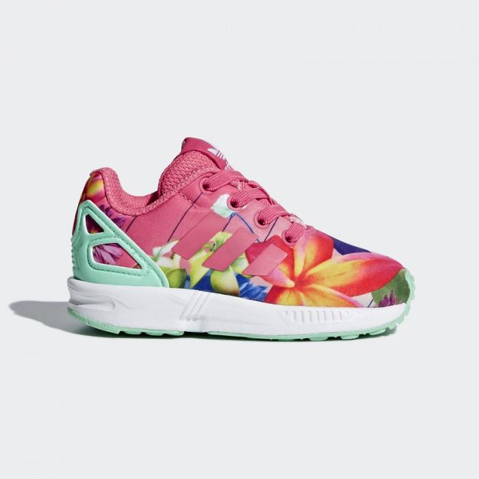 Adidas obuv ZX FLUX EL I pink Velikost: 23.5