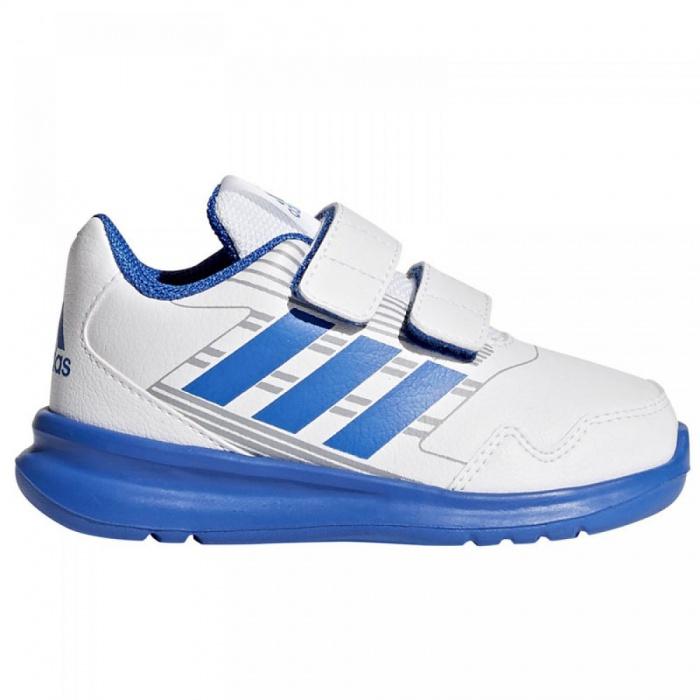Adidas obuv AltaRun CF I white/blue Velikost: 23