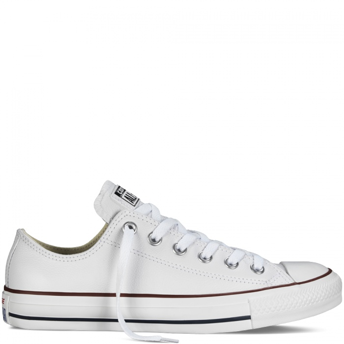 Converse obuv Chuck Taylor All Star Leather white Velikost: 37.5