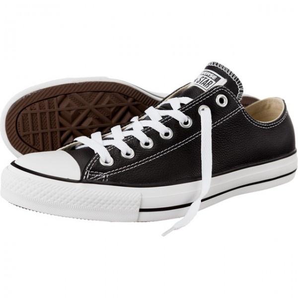 Converse obuv Chuck Taylor All Star black/white Velikost: 37.5