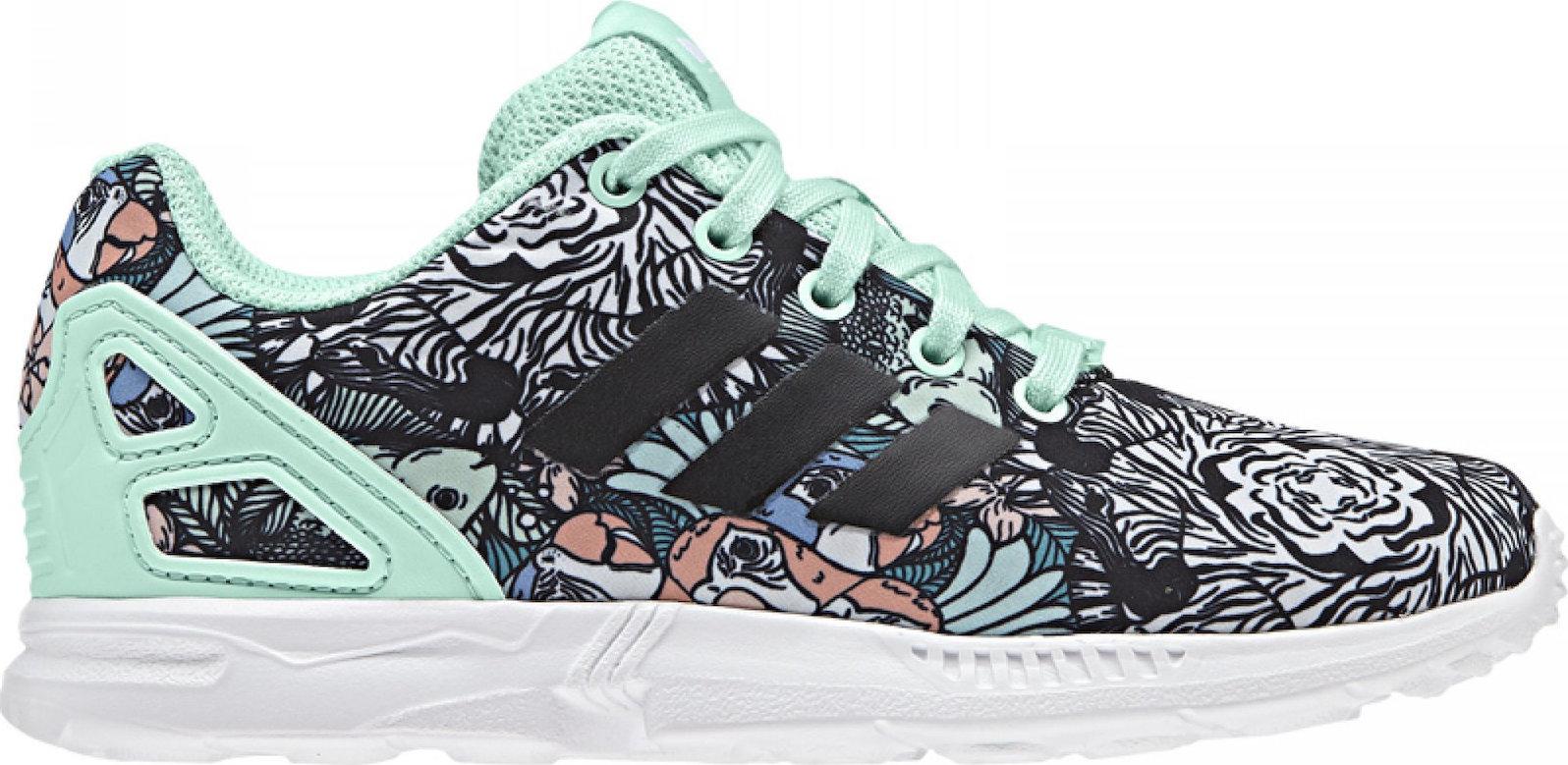 Adidas obuv ZX FLUX C clear mint Velikost: 33