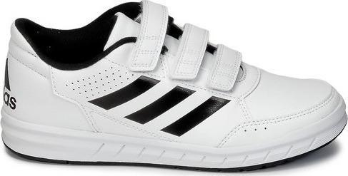 Adidas obuv AltaSport CF K white/black Velikost: 33.5
