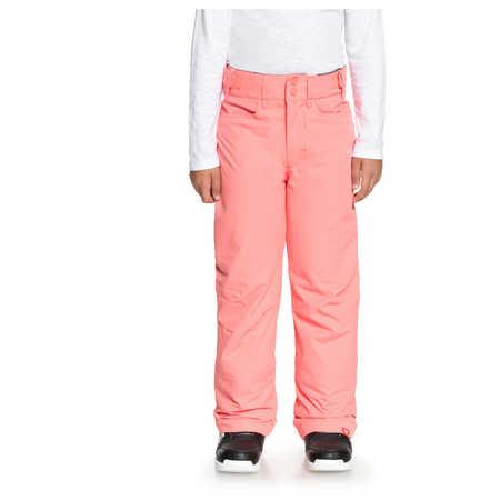 Roxy - nohavice OT BACKYARD GIRL PT shell pink Velikost: 8