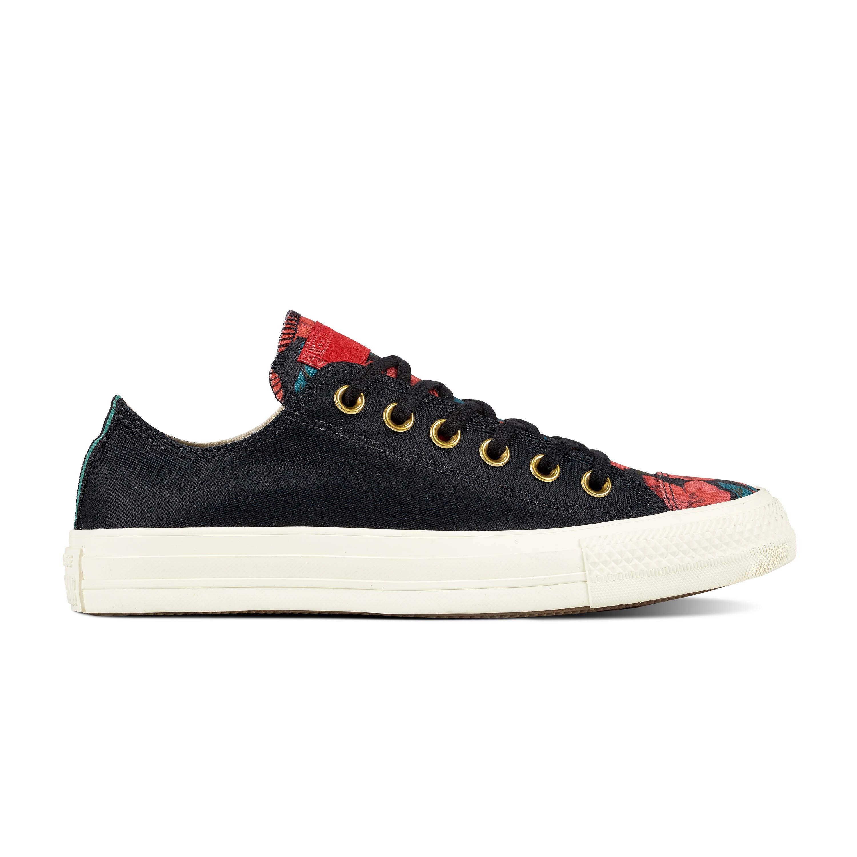 Converse obuv Chuck Taylor All Star black/cherry Velikost: 37.5