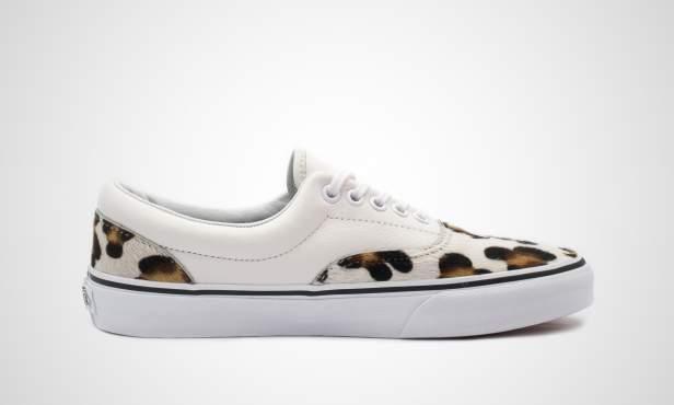 Vans obuv UA ERA (CALF HAIR) leopard Velikost: 7.5
