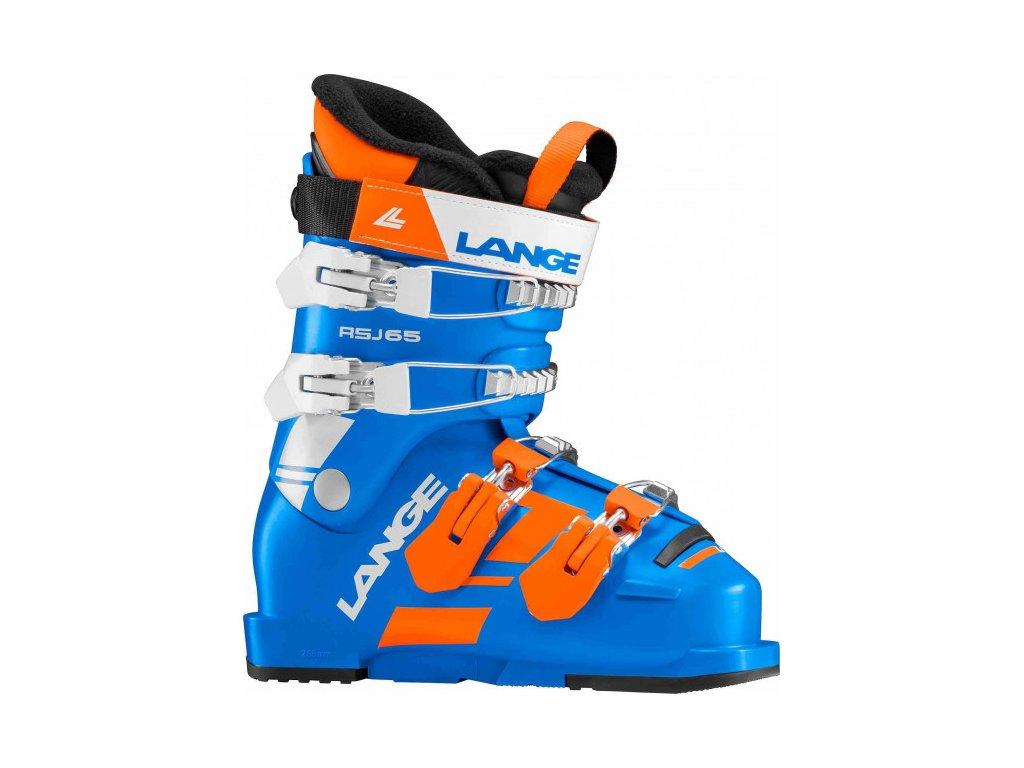 Lange - lyžiarky RSJ 65 18/19 Velikost: 215