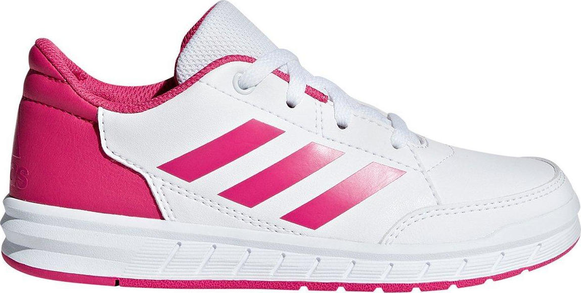 Adidas obuv AltaSport K white/pink Velikost: 3
