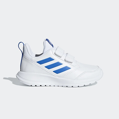 Adidas obuv AltaRun CF K white/blue Velikost: 35