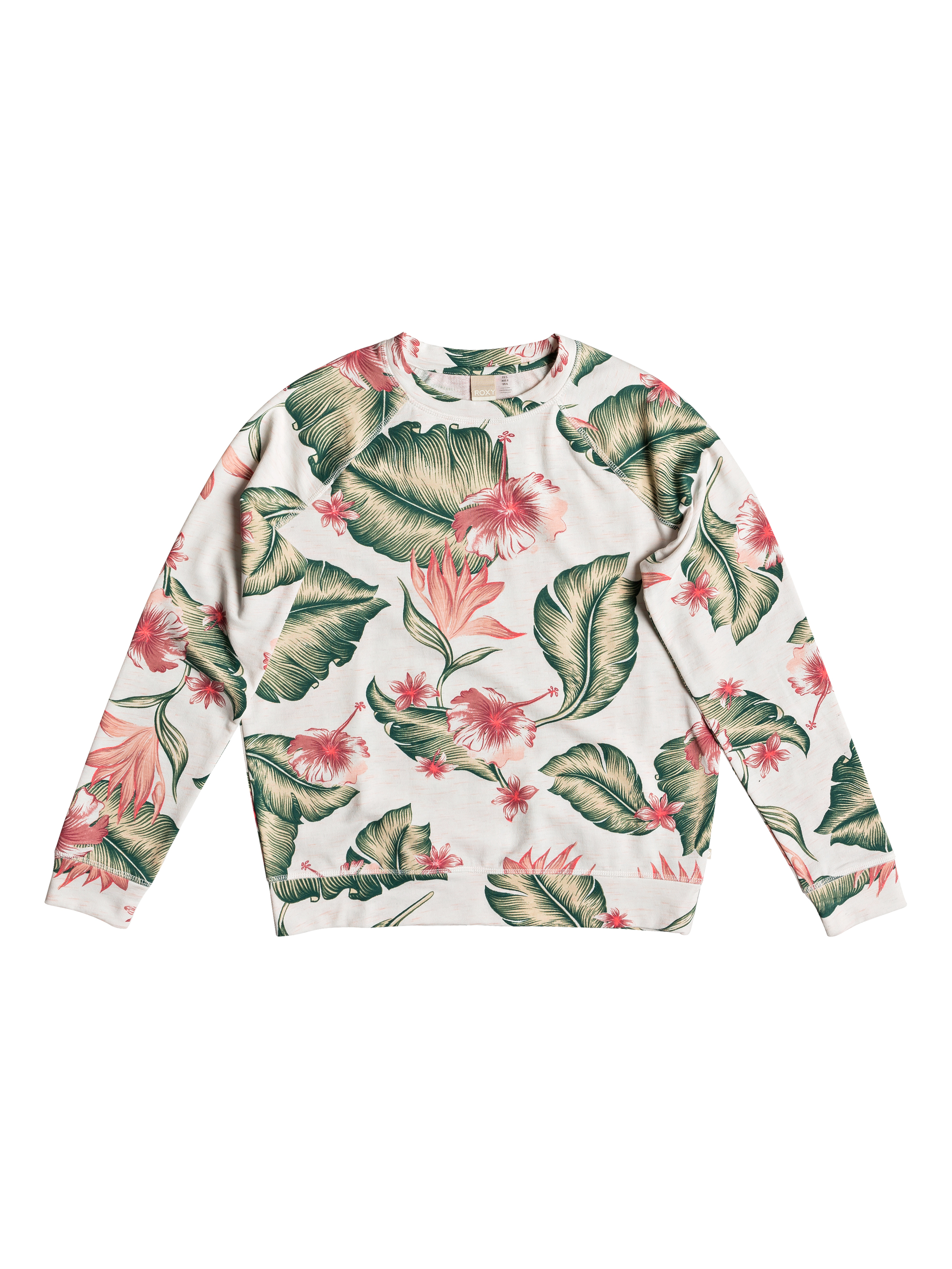 9697507b79 ... mikina GIRLS OF SUMMER Marshmallow Tropical Love. Značka  ROXY. €55