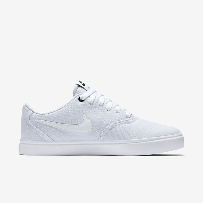 Nike obuv Check Solarsoft Canvas white Velikost: 7